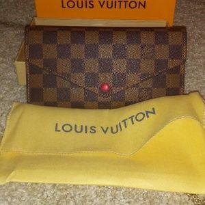 Louis josephine wallet